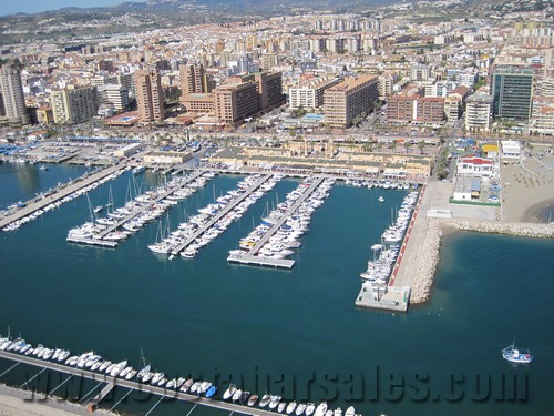 Freehold Berth For Sale in Fuengirola Marina, Malaga, Spain