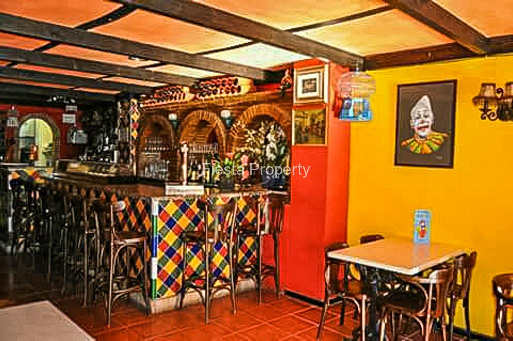 Bargain Leasehold cafe bar for sale Los Boliches Fuengirola