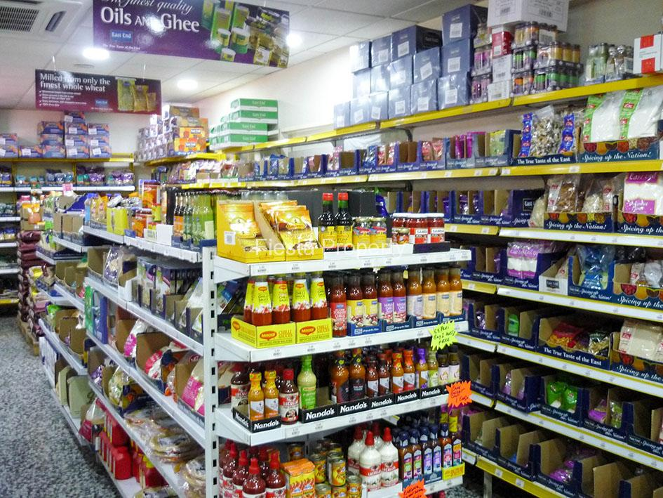 Asian Supermarket in Central Fuengirola For Sale - Fiesta