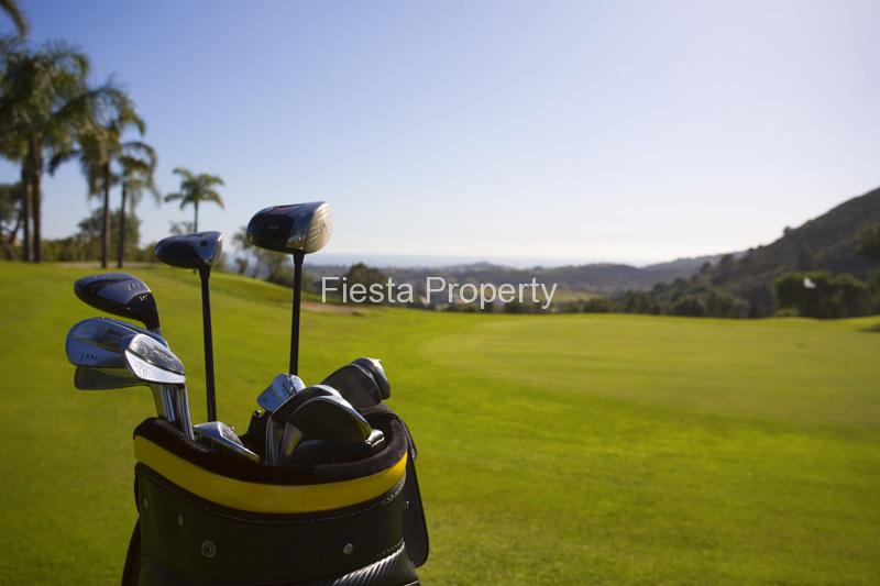 Sports Bar on Golf Course in Very Affluent Area in Marbella