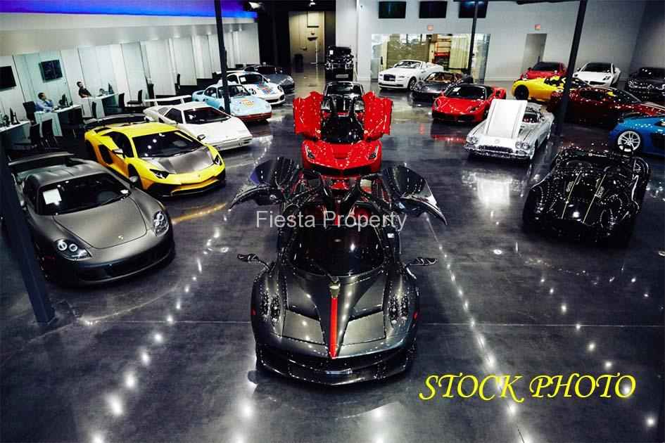 Well Established Luxury Car Dealership in Affluent Area